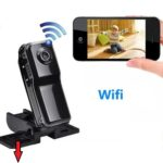 Mini DV Camera — мини видео камера для скрытого наблюдения