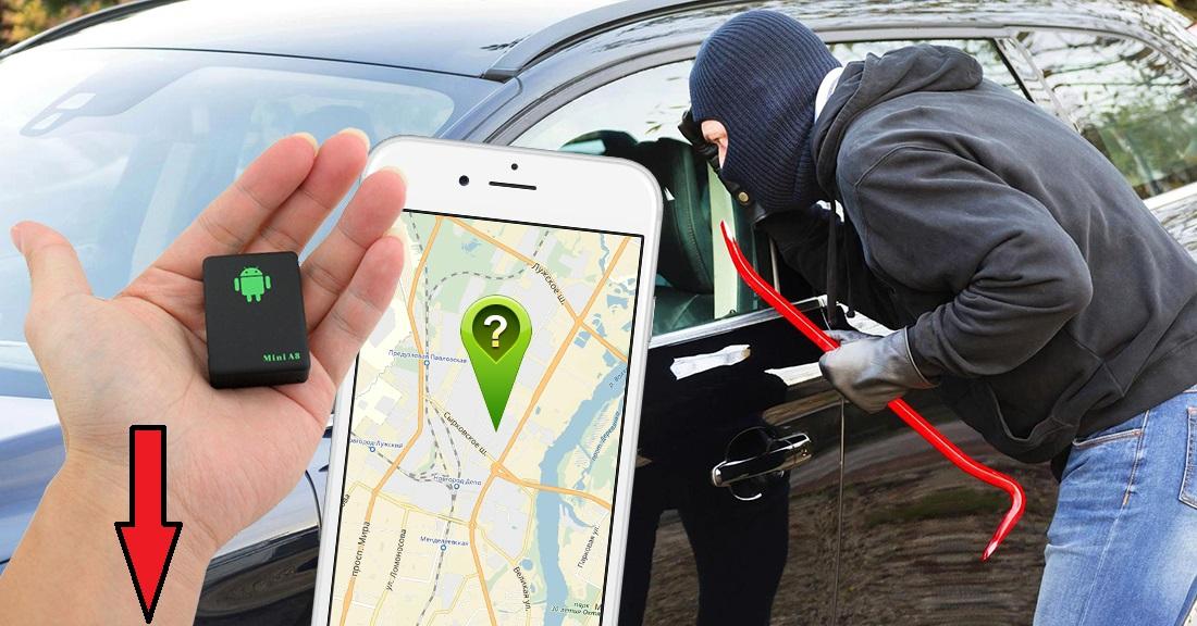 Противоугонное устройство GPS трекер mini A8