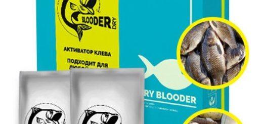 Активатор клева Dry Blooder