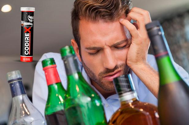 Codirex от алкоголизма