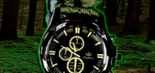 Тактические часы Xinhao Paracord Watch