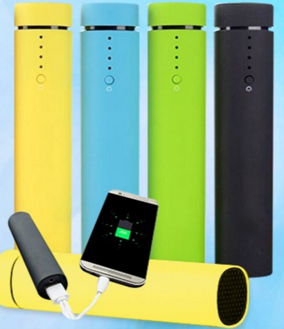 Power Bank Musik