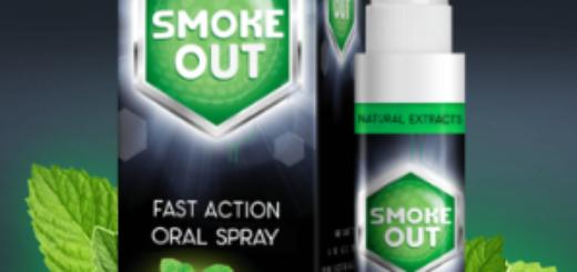 Спрей против курения Smoke Out