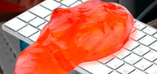 Жидкая губка Jelly Cleaner