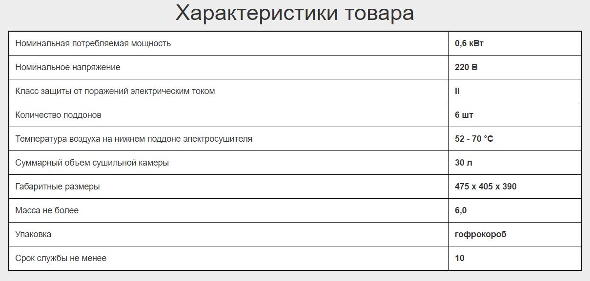 Сушилку для фруктов и овощей Ветерок-2