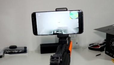Автомат Ar Game Gun2