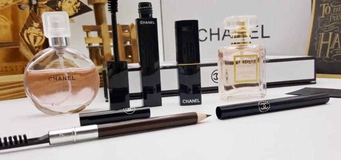 Набор 5 в 1 от Chanel1