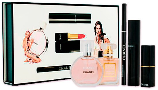 Набор 5 в 1 от Chanel2