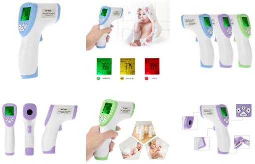 Термометр бесконтактный медицинский2