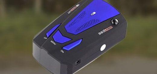 Автомобильный радар-детектор1