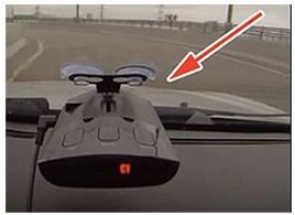 Автомобильный радар-детектор2