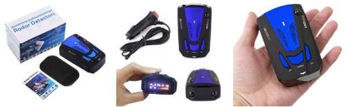 Автомобильный радар-детектор3