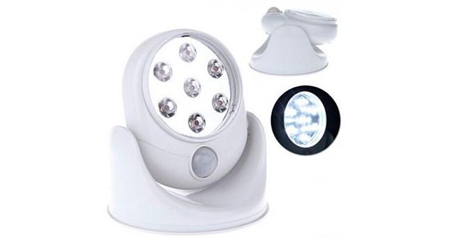Беспроводной светильник Cordless light3
