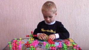 Конструктор-присоска Palpi1