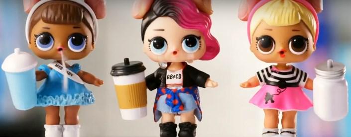 Кукла Lol сюрприз3