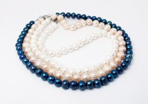 Ожерелье из натурального жемчуга1
