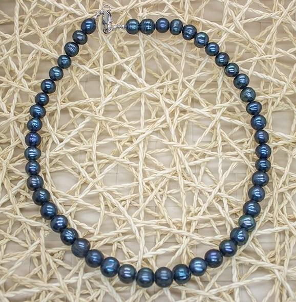 Ожерелье из натурального жемчуга2