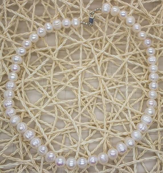 Ожерелье из натурального жемчуга3