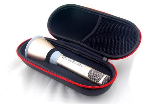 Портативный караоке-микрофон JustVoice1