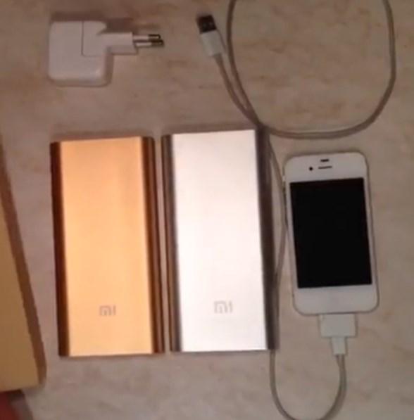 PowerBank Xiaomi Mi3