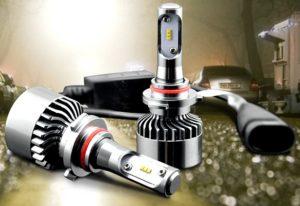 Светодиодные лампы для автомобиля 4Drive1