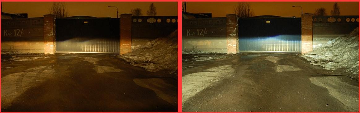 Светодиодные лампы для автомобиля 4Drive3