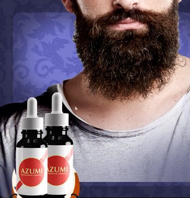 Сыворотка AZUMI для роста бороды2