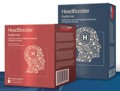 Усилитель мозговой активности Head Booster1