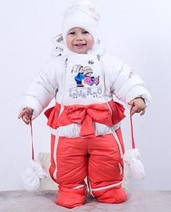 Детский комбинезон-трансформер 3 в 1