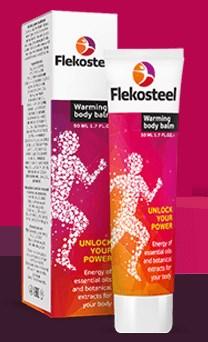 Гель для суставов Flekosteel