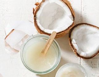 Кокосовое масло для омоложения Coconut oil