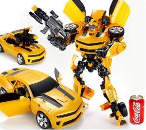 Трансформер автобот