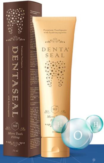 Зубная паста с эффектом пломбирования Denta Seal