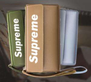 Женское портмоне Supreme от Louis Vuitton