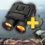 Бинокль Nikon Aculon