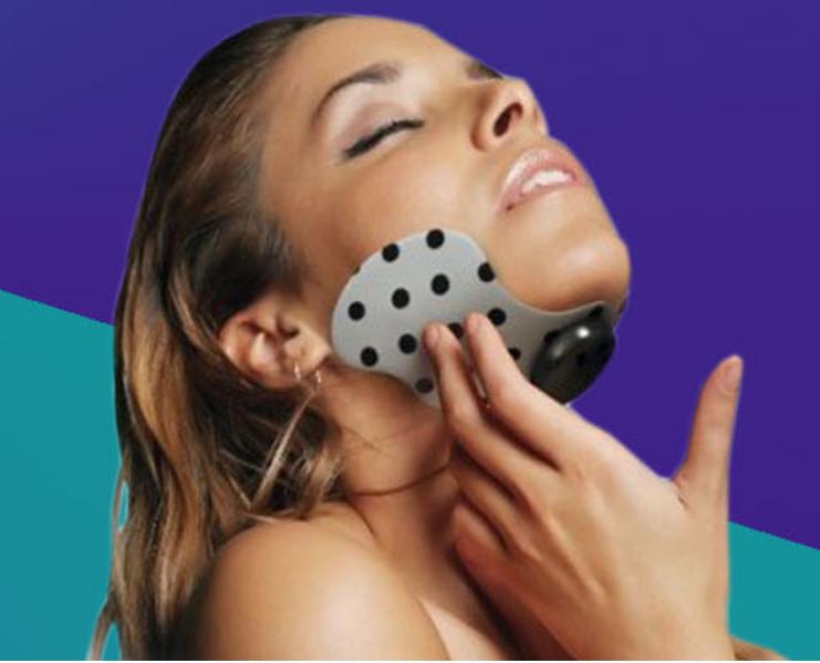 Миостимулятор для подбородка Face Shaper