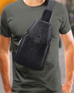 Мужская сумка Alligator