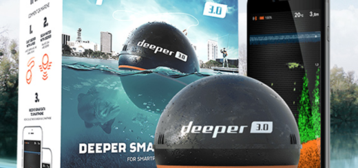 Эхолот Deeper Smart Fishfinder 3.0