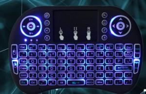 Сенсорная клавиатура для компьютера