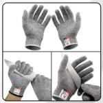 Перчатки с защитным покрытием Cut Resistant Gloves