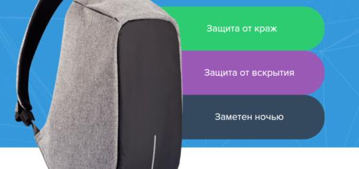 Рюкзак Bobby XD Design
