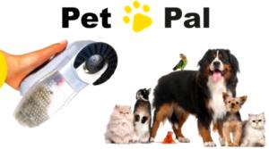 Машинка для вычёсывания шерсти Pet Pal