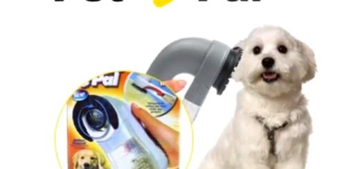 Машинка для вычёсывания шерсти Pet Pal.