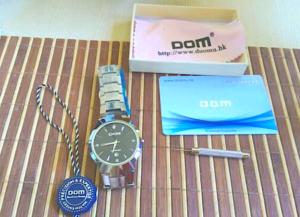 часы Dom официальный сайт